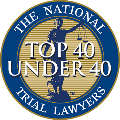 Top 40 Under 40 Lawyers